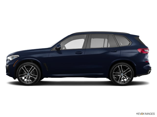 New 2019 BMW X5 xDrive50i SAV Burlington, Vermont