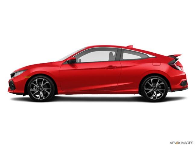 New 2019 Honda Civic Si Coupe Berkeley