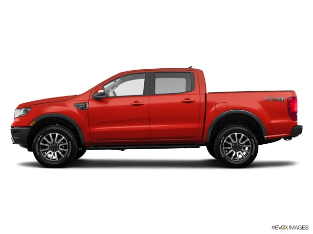 Featured New 2019 Ford Ranger LARIAT Truck SuperCrew for sale near you in Lakewood, CO