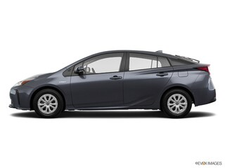 New 2019 Toyota Prius LE Hatchback JTDKARFU4K3081641 in San Francisco