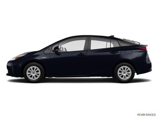 all-all 2019 Toyota Prius LE Hatchback