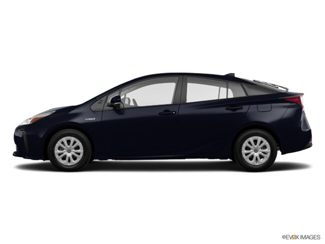 New 2019 Toyota Prius LE Hatchback in Laredo, TX