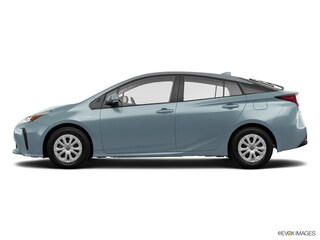 New 2019 Toyota Prius LE Hatchback JTDKARFU0K3080826 in San Francisco