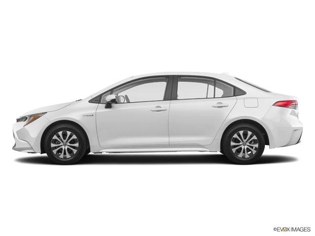 2020 Toyota Corolla Hybrid JTDEBRBE2LJ027602