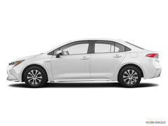 New Vehicle 2020 Toyota Corolla Hybrid LE Sedan For Sale in Coon Rapids, MN