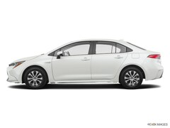 New 2020 Toyota Corolla Hybrid LE Sedan