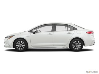 New 2020 Toyota Corolla Hybrid LE Sedan for sale near you in Wellesley, MA