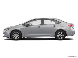 2020 Toyota Corolla Hybrid Hybrid LE CVT