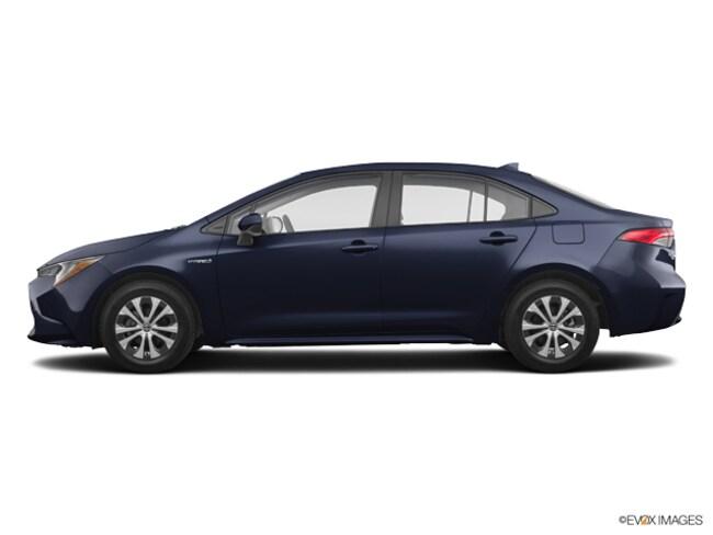 New 2020 Toyota Corolla Hybrid Sedan | Hays, Dodge City & Garden City