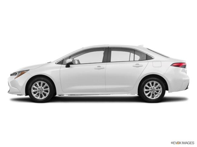 New 2020 Toyota Corolla XLE Sedan Corsicana, TX