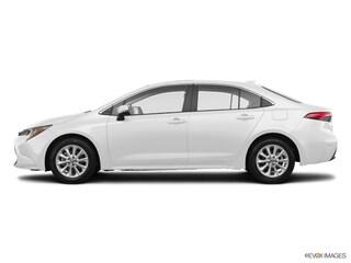 New 2020 Toyota Corolla XLE Sedan JTDFPRAE5LJ008968 88952 serving Baltimore