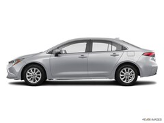New 2020 Toyota Corolla XLE Sedan
