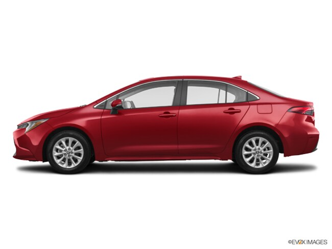 New 2020 Toyota Corolla XLE Sedan in Easton, MD