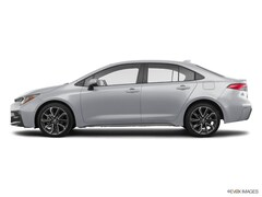 New 2020 Toyota Corolla SE Sedan
