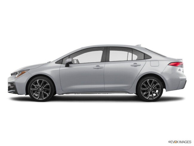 New 2020 Toyota Corolla SE Sedan in Arlington