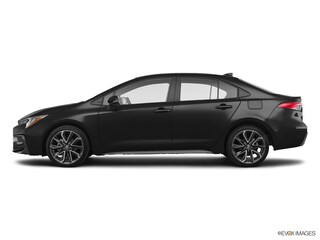 New 2020 Toyota Corolla SE CVT Sedan
