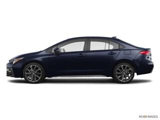 New 2020 Toyota Corolla SE Sedan for sale near you in Wellesley, MA