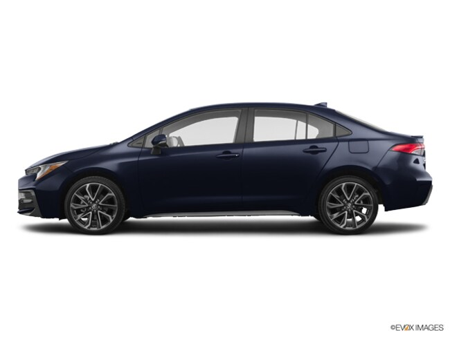 New 2020 Toyota Corolla SE Sedan in Oakland, CA