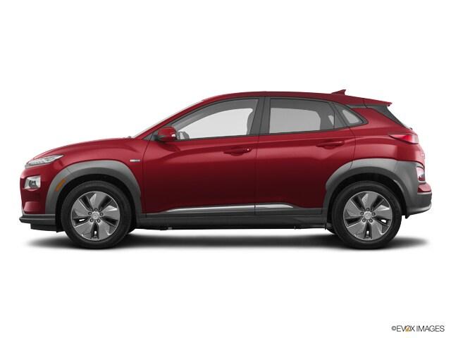 2019 Hyundai Kona EV Limited SUV