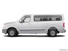 New 2019 Nissan NV Passenger NV3500 HD SL V8 Van 5BZAF0AA3KN852259 in Totowa