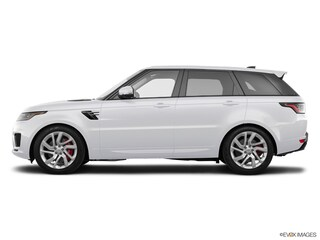 New 2019 Land Rover Range Rover Sport Supercharged Dynamic in Bedford, NH