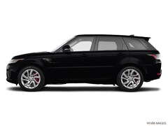 New Land Rover models for sale 2019 Land Rover Range Rover Sport Supercharged Dynamic SUV SALWR2RE8KA864388 in Grand Rapids, MI