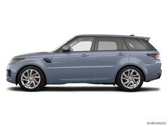 Used 2019 Land Rover Range Rover Sport Supercharged Dynamic SUV in Farmington Hills near Detroit