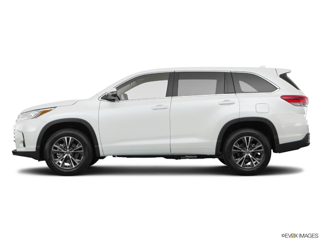 2019 Toyota Highlander 2WD V6 8AT LE P SUV