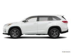 2019 Toyota Highlander 2WD V6 8AT LE P SUV