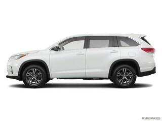 New 2019 Toyota Highlander LE Plus V6 SUV in Bossier City, LA