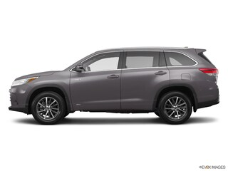 New 2019 Toyota Highlander Hybrid XLE V6 SUV for sale or lease in San Jose, CA