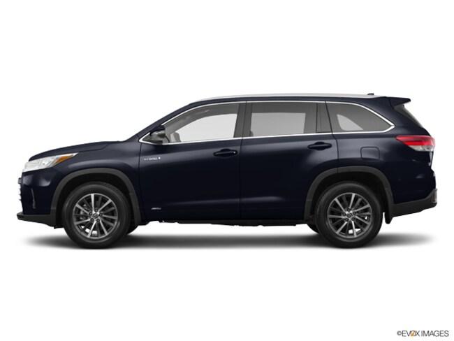 2019 Toyota Highlander Hybrid XLE V6 SUV