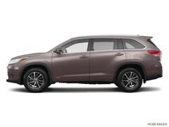 New 2019 Toyota Highlander Hybrid XLE V6 SUV for sale