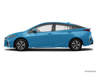 New 2019 Toyota Prius Prime Premium Hatchback for sale near you in Auburn, MA