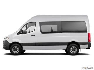 2019 Mercedes-Benz Sprinter 2500 High Roof I4 Van Crew Van