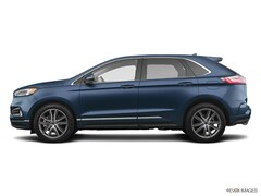 2019 Ford Edge Titanium SUV 2FMPK4K96KBB42622 for sale near Elyria, OH at Mike Bass Ford