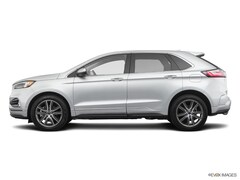 Used 2019 Ford Edge Titanium Sport Utility in Susanville, near Reno NV