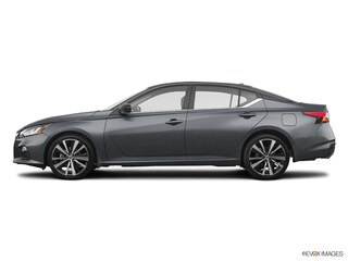 2019 Nissan Altima 2.5 SR Sedan for sale near you in Logan, UT