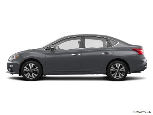 2019 Nissan Sentra SL Sedan