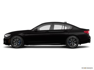 2019 BMW M5 Competition Sedan