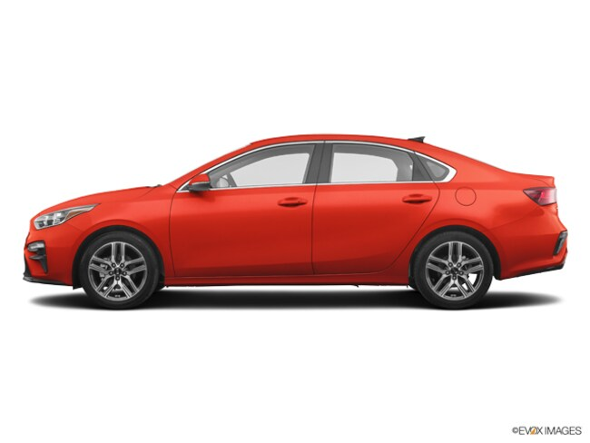New 2019 Kia Forte EX Sedan for sale in Johnston, RI