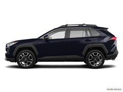New 2019 Toyota RAV4 Adventure SUV near Dallas, TX