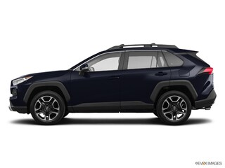 New 2019 Toyota RAV4 Adventure SUV 2T3J1RFV2KW013503 88616 serving Baltimore