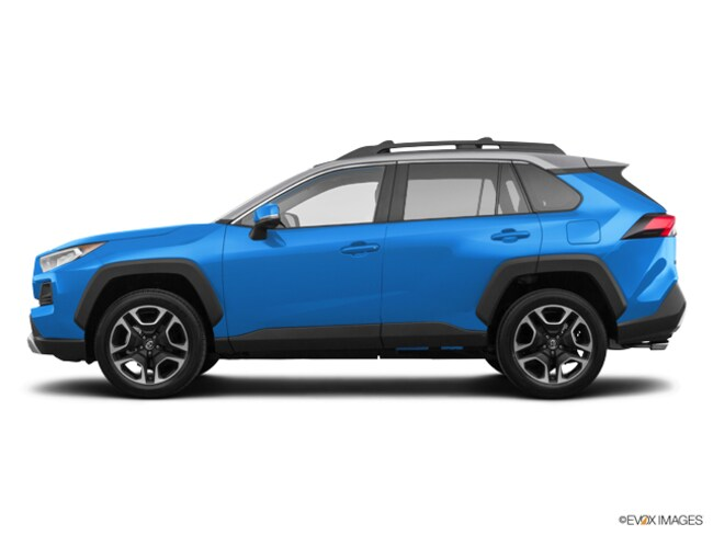 New 2019 Toyota RAV4 Adventure SUV San Antonio