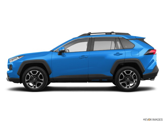 2019 Toyota RAV4 Adventure 4WD L4 8AT SUV