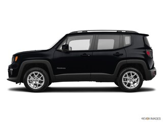 New 2019 Jeep Renegade ALTITUDE 4X4 Sport Utility in Williamsville, NY
