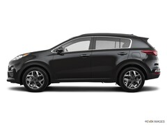 new 2020 Kia Sportage EX SUV for sale near Montgomery