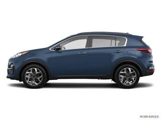 New 2020 Kia Sportage EX SUV in Las Cruces, MO