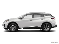 New 2019 Nissan Murano SV SUV for sale in Merced, CA
