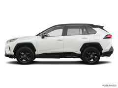New 2019 Toyota RAV4 Hybrid XSE SUV near Dallas, TX